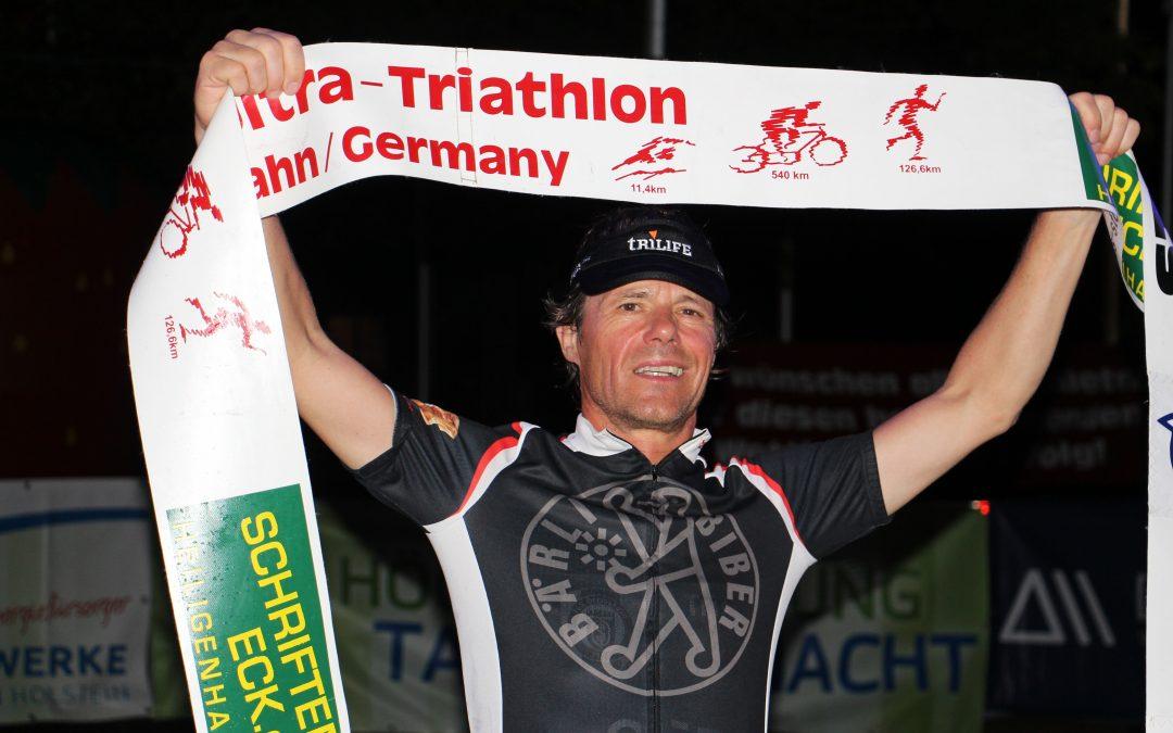 Triple Ironman in Lensahn, Deutschland
