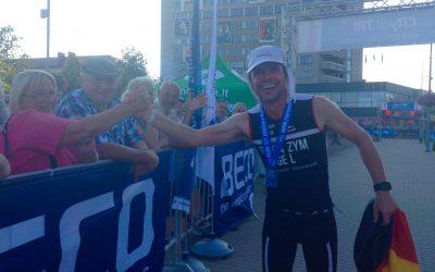 30.08.2019 WM Double Ultra Triathlon Panevėžys/Litauen