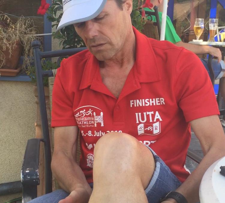 12.07.2019 Triple Ultra Triathlon in Bad Blumau/Österreich